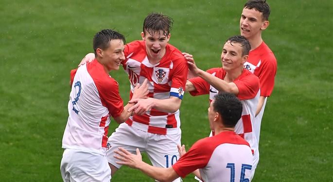 Maksimalna Hrvatska U-15 nadjačala i Austriju