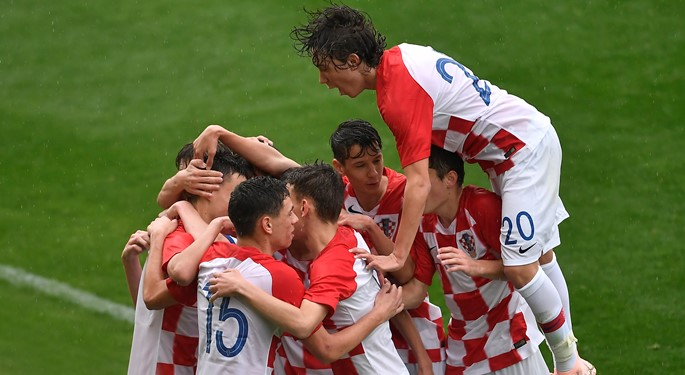Another win for Croatia's U-15 national team