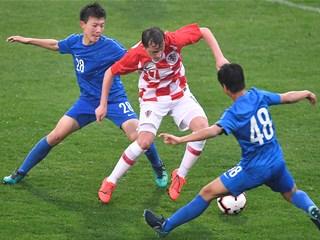 Nova pobjeda Hrvatske U-15 u Medulinu, svladana i Kina