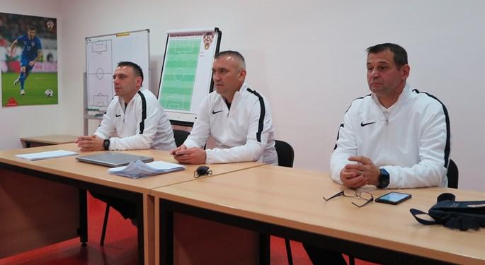 Prvi sudački seminar Osnovne razine, za napredovanje na liste Treće HNL