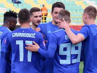 Video: Dinamo uvjerljivim nastupom slavio protiv Lokomotive