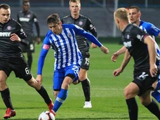 Video: Gorici dramatična golijada protiv Slavena, Hajduk pobijedio Lokomotivu