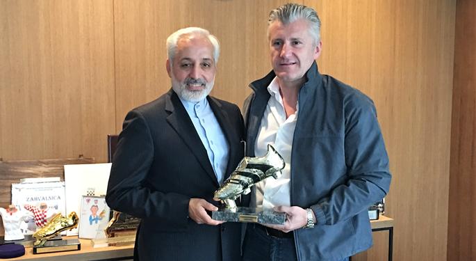 Šuker primio veleposlanika Irana