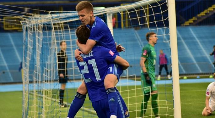Video: Dinamo osigurao plasman u finale Kupa