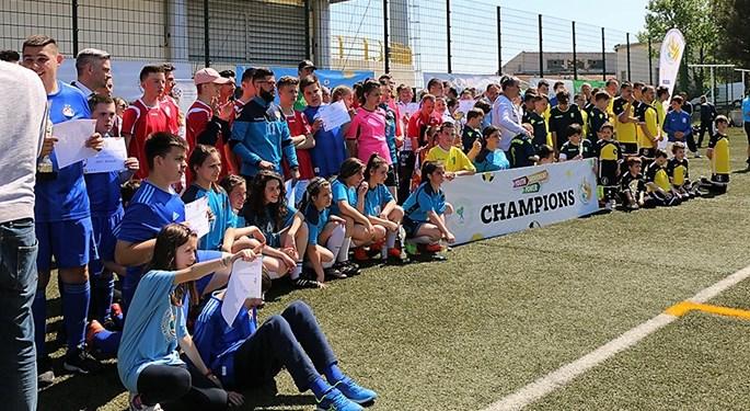 U Puli održan turnir za djecu s teškoćama u razvoju