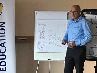 Boris Kubla u Škotskoj prezentirao edukaciju hrvatskih trenera