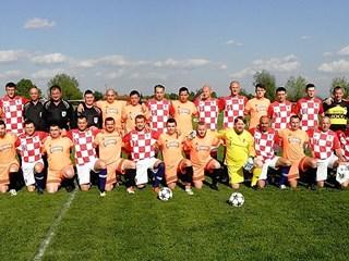 Selekcija veterana HNS-a obilježila rođendan NK Brestovac