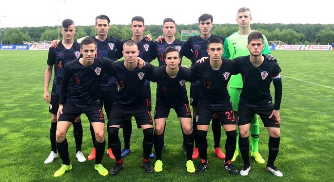 Hrvatska U-16 remizirala s Poljacima