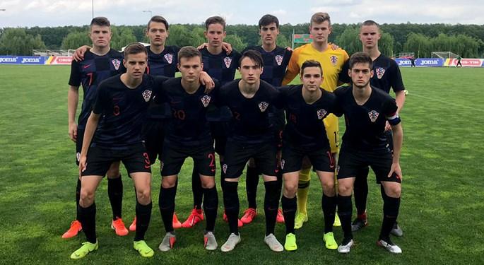 Pobjeda Hrvatske U-16 nad Norvežanima