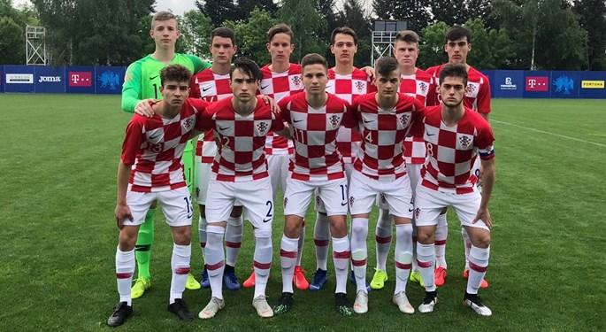 Hrvatska U-16 svladala i Rumunjsku, osvojila turnir