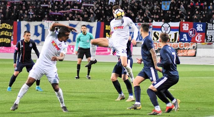 Hajduk završio europski put porazom od Maltežana