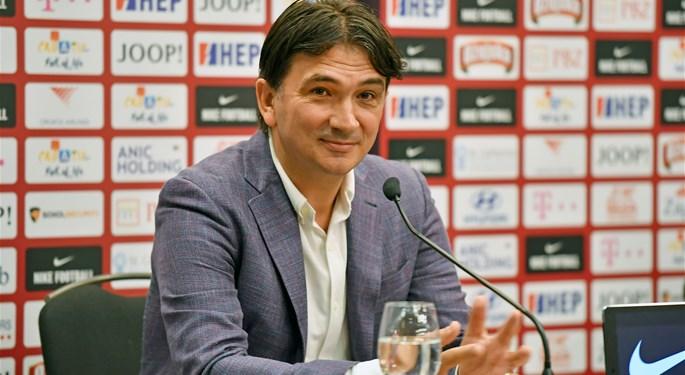 """Dalić: """"Protiv Walesa ciljamo tri boda"""""""