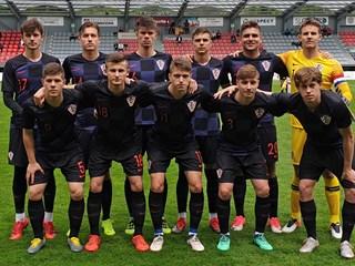 Hrvatska U-18 osvojila sedmo mjesto u Slovačkoj