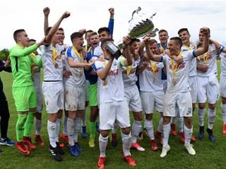 Osijek trijumfirao u sva tri finala Kupa za mlađe uzraste