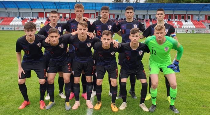 Hrvatska U-18 remizirala s Češkom