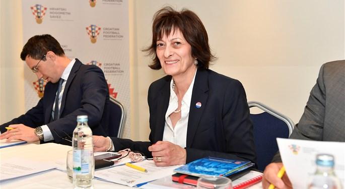 Video: Sudac i Brezni o nastavku nogometnih natjecanja