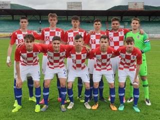 Hrvatska U-18 osvojila bod protiv Ukrajine