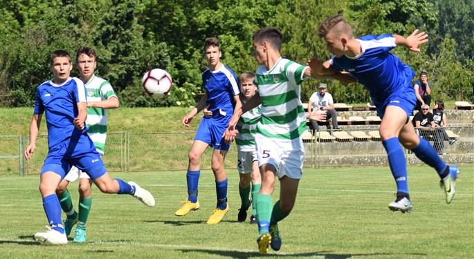 Osijek Football Centre hosts HNS spring tournament for boys