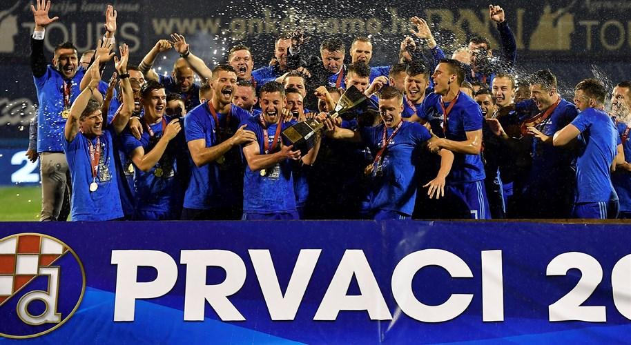 Video: Dinamo proslavio pobjedom u derbiju, Osijek treći
