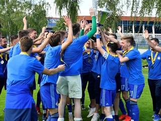Kadeti i juniori Dinama proslavili naslove prvaka Hrvatske