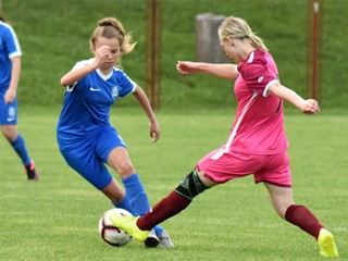 Spring tournament for girls held in Osijek
