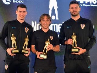 Kapetan Modrić ponovno dobitnik Trofeja nogometaš
