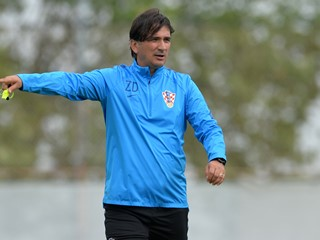 "Dalić: ""Not an easy task"", Modrić: ""Ready to respond"""