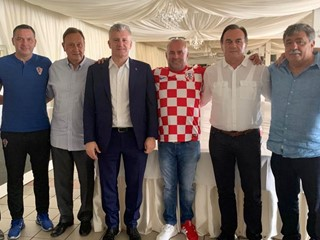 Šuker predvodio izaslanstvo HNS-a na Skupštini NK Metalac