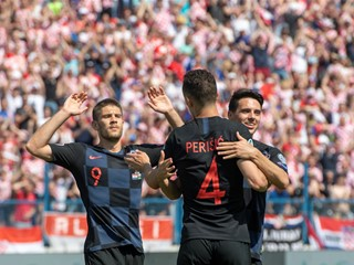 "Dalić and Kramarić: ""Crucial three points"""