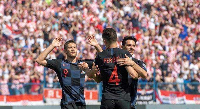 "Dalić and Kramarić: ""Crucial three points"""