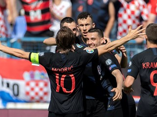 Croatia back to winning ways