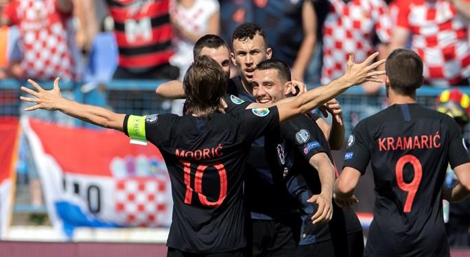 Croatia back to winning ways