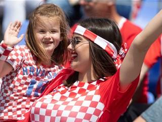 Informacije za navijače uoči utakmice Hrvatska - Tunis