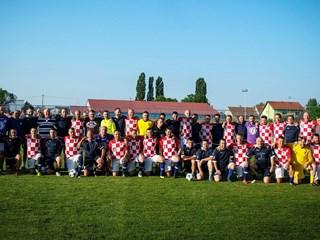 Selekcija veterana HNS-a na proslavi 95 godina osječke Olimpije