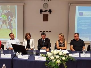 Predstavnici HNS-a na konferencijama Pravnog fakulteta