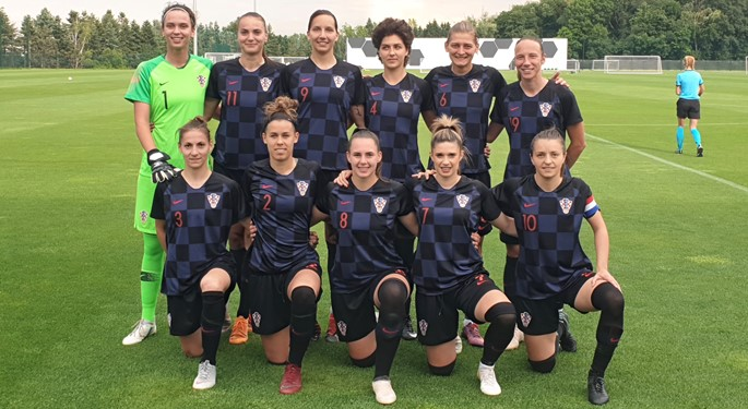 Sportska Hrvatska zenska reprezentacija krece u kvalifikacije za EURO