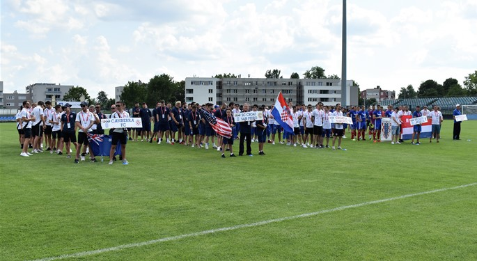 Otvoreno 4. Svjetsko prvenstvo klubova iz dijaspore