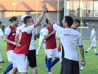 Croat San Pedro i Croatia Toronto u finalu