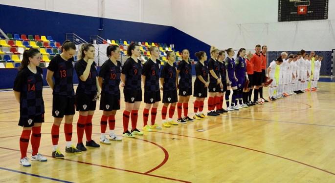 Malonogometašice odigrale zadnju utakmicu na turniru u Varaždinu