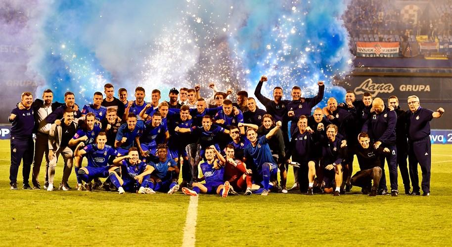 Dinamo pobjednik hrvatskog Superkupa
