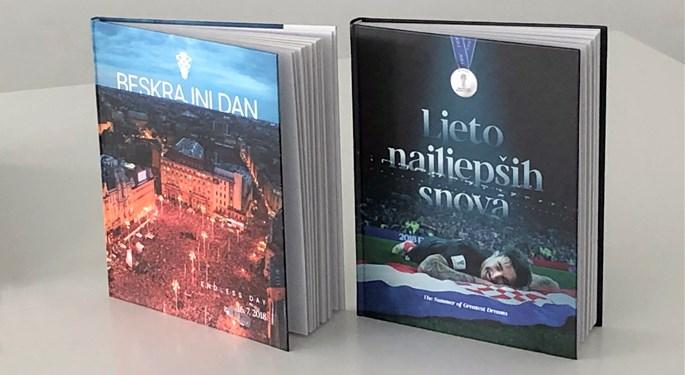 HNS s dvije knjige ovjekovječio ljeto 2018. godine