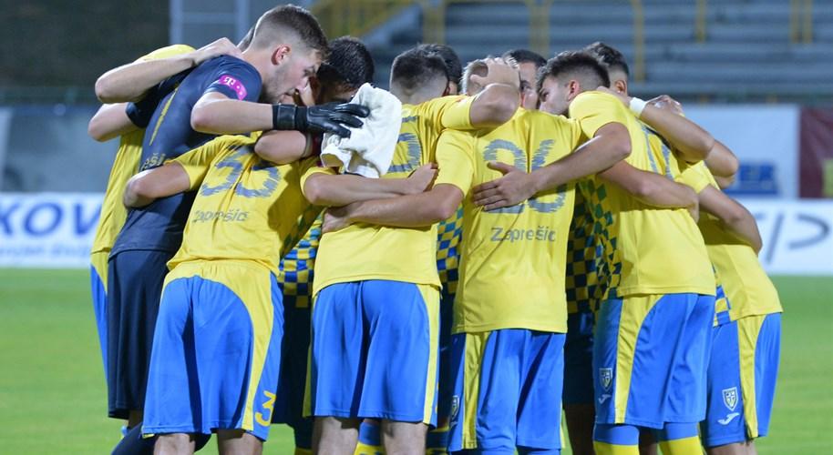 Utakmica između Intera i Lokomotive nastavlja se u nedjelju