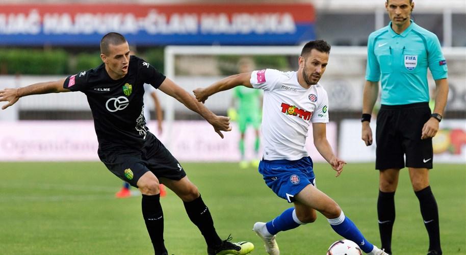 Video: Osijek pobijedio Slaven Belupo, Caktaš donio preokret Hajduku