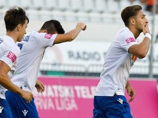 Video: Domaće pobjede Hajduka, Dinama i Osijeka