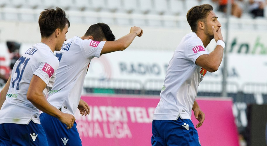 Video: Hajduk bolji od Intera, Rijeka od Istre 1961