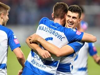 Video: Osijek slavio u Zadru, prvi osigurao četvrtfinale kupa