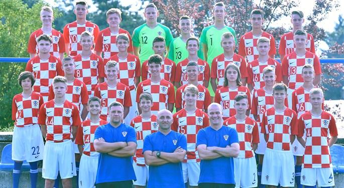 Hrvatska U-15