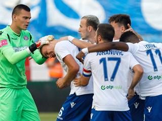 Hajduk prvi po bodovima, golovima, gledateljima i kaznama