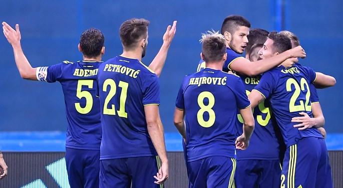 Odlična predstava Dinama za plasman u play-off Lige prvaka
