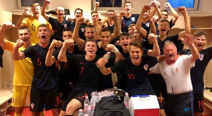 Sjajni preokret Hrvatske U-17 u Mađarskoj